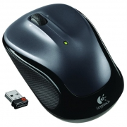 Logitech Wireless Mouse M325 DarkSilver