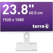 "23.8"" TERRA LED 2463W PV white GREENLINE PLUS"