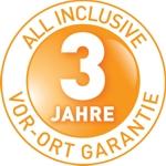3 Jahre OKI Vor-Ort-Garantie bei Registrierung