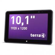 "10.1"" Terra Pad 1085 Industry black"