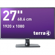 "27"" Terra LED 2756W schwarz"