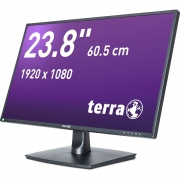 "23.8"" Terra LED 2456W schwarz GREENLINE PLUS"