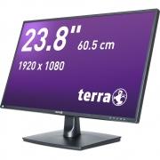 """23.8"""" Terra LED 2456W schwarz GREENLINE PLUS"""