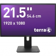"21.5"" Terra LED 2256W PV schwarz GREENLINE PLUS"