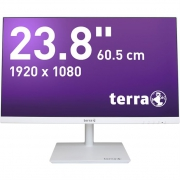 "23.8"" TERRA LED 2464W weiss HDMI GREENLINE PLUS"