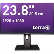 "23.8"" Terra LED 2463W PV black DP/HDMI GREENLINE PLUS"